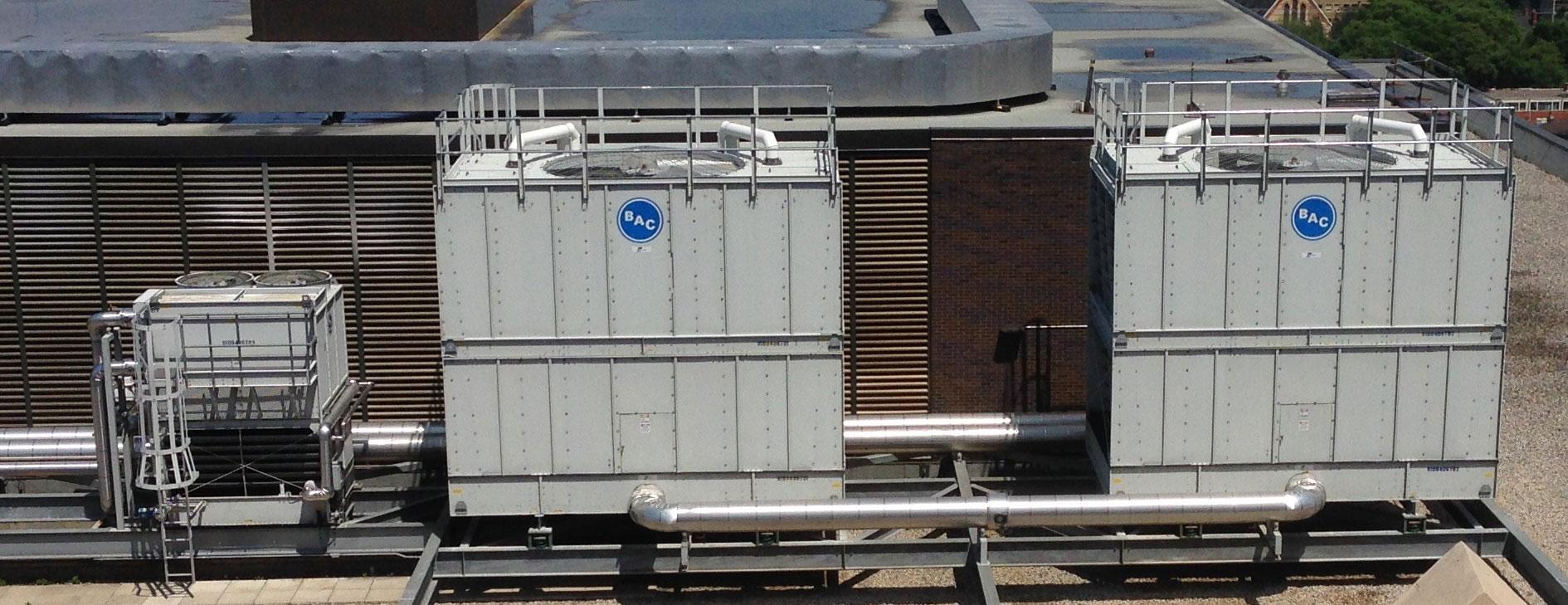 Cooling Tower Maintenance Toronto, Markham, Vaughan, Newmarket